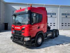 ADR Trailers. Тягач Scania G5006x4NA ADR FL, 13 000куб. см., 19 000кг., 6x4