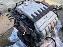 Двигатель AXZ 3.2л Passat B6 V6
