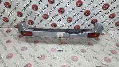 Задний бампер на Nissan Safari Y61