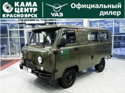 УАЗ. Продажа остекленный фургон с полками, 2 700куб. см., 1 000кг., 4x4