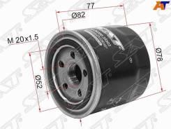 Фильтр масляный Hyundai Solaris 1.4 / 1.6 11- / Santa FE 2.4 12- / TUC