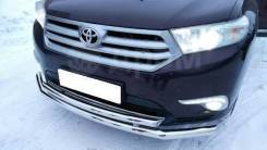 Кенгурятники. Toyota Highlander, ASU40, GSU40, GSU40L, GSU45, GVU48, MHU48 1ARFE, 2GRFE, 2GRFXE, 3MZFE