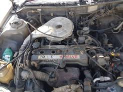 Двигатель в сборе 4а на зап. части