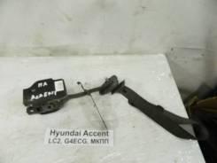 Ремень безопасности Hyundai Accent Hyundai Accent 2005, левый передний