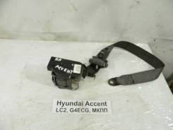 Ремень безопасности Hyundai Accent Hyundai Accent 2005, правый передний