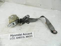 Ремень безопасности Hyundai Accent Hyundai Accent 2005, правый задний