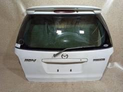 Дверь задняя Mazda Mpv 2003 LW3W [243365]