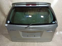 Дверь задняя Mazda Mpv 2004 [L0Y26202X] LW3W [243485]