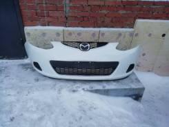 Бампер передний Mazda Demio, DE3AS, DE3FS, DE5FS, Dejfs