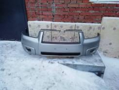 Бампер передний Subaru Forester SG5 SG9 SG9L