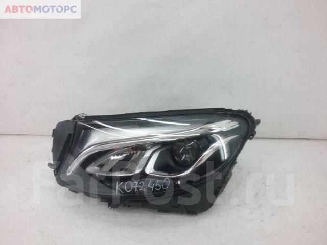 Фара передняя левая Mercedes Benz GLC-klasse X253 LED ДХО