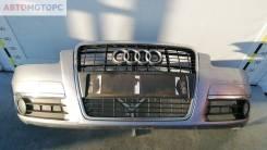 Бампер передний AUDI A6 2005 (седан)