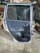 Дверь Honda FIT GE6 GE7 GE8 GE9, левая задняя
