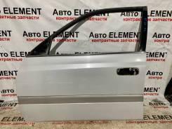 Дверь боковая передняя левая Toyota Corona Premio АT211/ цвет 1С1