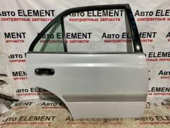 Дверь боковая задняя правая Toyota Corona Premio АT211/ цвет 1С1