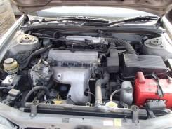 ДВС Двигатель в сборе 4S-FE катушечный SV40
