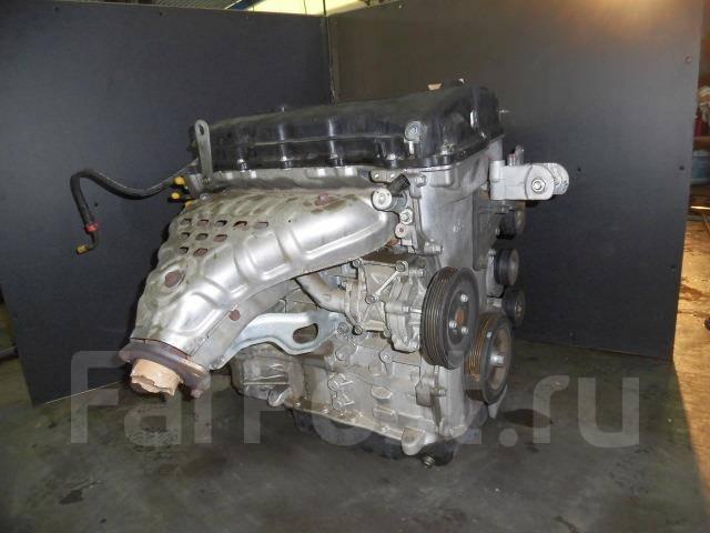 Двигатель Peugeot 4007 2.4L 4B12