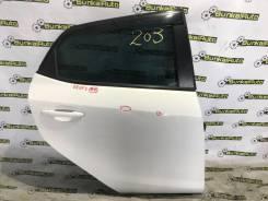 Дверь задняя правая Mazda Demio DE