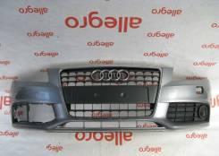 Audi A4 S-Line Бампер передний 2009-2012