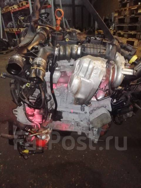 Двигатель пежо партрнер 1.6HDI DV6dted