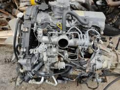 Двигатель Toyota 2c