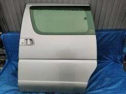 Дверь левая задняя Nissan Elgrand QD32 AVWE50 [KaitaiAuto]