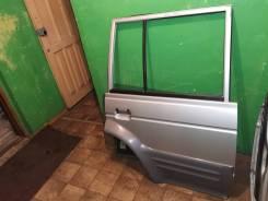 Дверь боковая задняя правая Hyundai Galloper 1997-2003