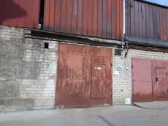 Гаражи капитальные. улица Постышева 43, р-н БАМ, 20,0кв.м., электричество, подвал. Вид снаружи
