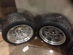 Продам диски SSR VF1 с новой резиной Bridgestone