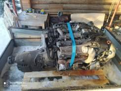 Двигатель мерседес 628.961 в сборе с навесом