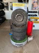 Комплект колес Б/У Dunlop 185/70/R14