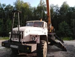 КЭМЗ ВС-28У. Продам АГП 28 Урал 4320, 14 860куб. см., 28,00м.