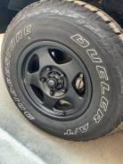 Колёса Land Cruiser Bradley V / Bridgestone 697 AT