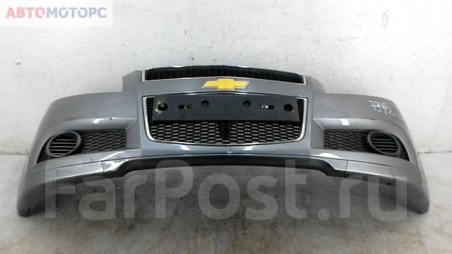 Бампер передний Chevrolet AVEO 2010 (хэтчбек)