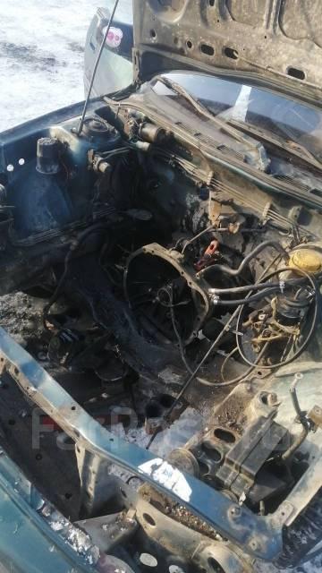 Subaru мкпп TY752Xrlba с понижайкой