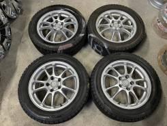 Bridgestone Eco Forme R16 + Bridgestone VRX, 205/55 R16 б/п из Японии