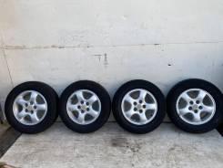 Комплект летних колёс. Nissan R'nessa, Bassara, Presage 205/65R15