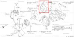 Ролик натяжной Suzuki Escudo TA52W J20A 85.200км. Отправка в регионы! 17540-77E00