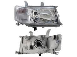 Фары (левая+правая) Toyota Probox 02-14, SAT