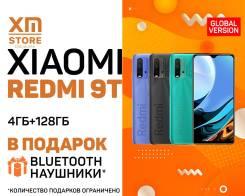 Xiaomi Redmi 9T. Новый, 128 Гб, 3G, 4G LTE, Dual-SIM