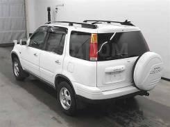 Бампер задний c распила ( белый NH578) Honda CR-V RD1 б/п по РФ