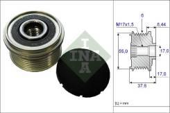 Шкив генератора Mazda 3/6; Nissan NOTE/Micra; MMC Lancer/Outlander/ASX