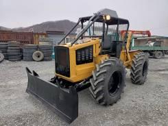 Iwafuji. Трелевочный трактор T30 (скиддер), 1 800куб. см., 3 400кг.