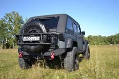 Бампер силовой задний BMS PRO-Line для Jeep Wrangler JK