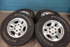 Оригинал! Отличные Bridgestone DM-V1 на литье Surf, Prado