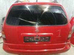 Крышка багажника 0126206 OPEL Astra G Универсал X16SZR, задняя