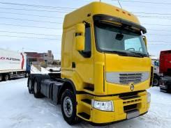 Renault Premium. 6x4, 2014, с НДС! ! !, Идеальное состояние, в Барнауле, 10 837куб. см., 26 000кг., 6x4