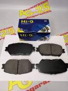 Колодки тормозные дисковые Hi-Q SP2037 [PF-1479]
