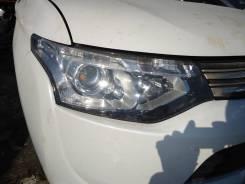 Фара правая Mitsubishi Outlander GG2W 4B11 2014 ecm92121