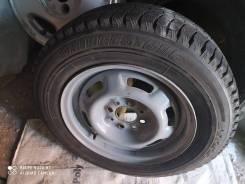 Колесо, Запаска, Запасное колесо165*70*R13 Bridgestone Б/П, монтаж-24/7 !